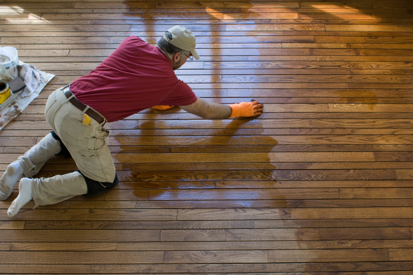 wood floor refinishing in baltimore, md