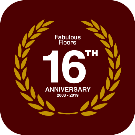 more than 16 years of experience in wood floor services