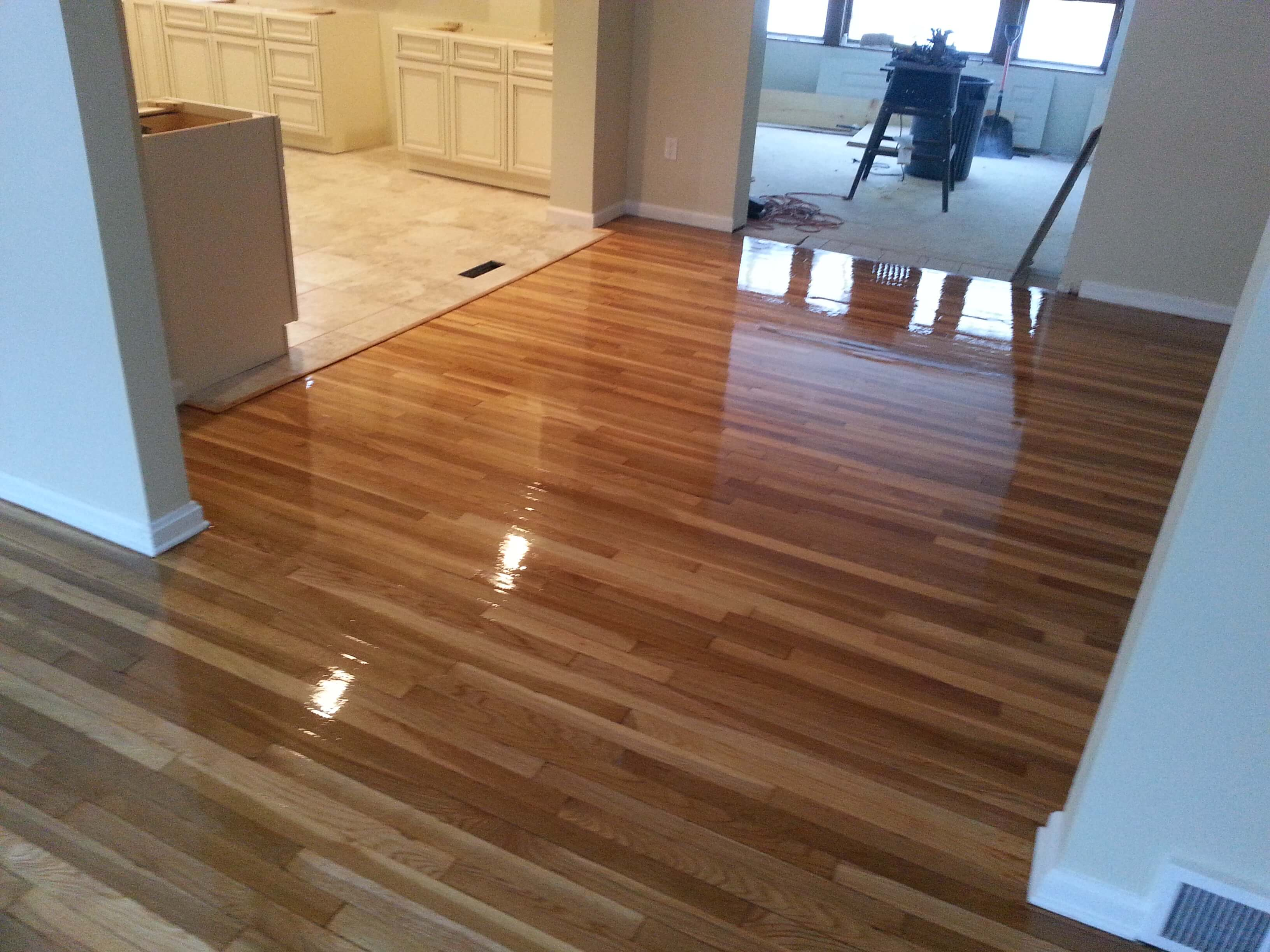 Wood Floor resurfacing done right with fabulous floors baltimore