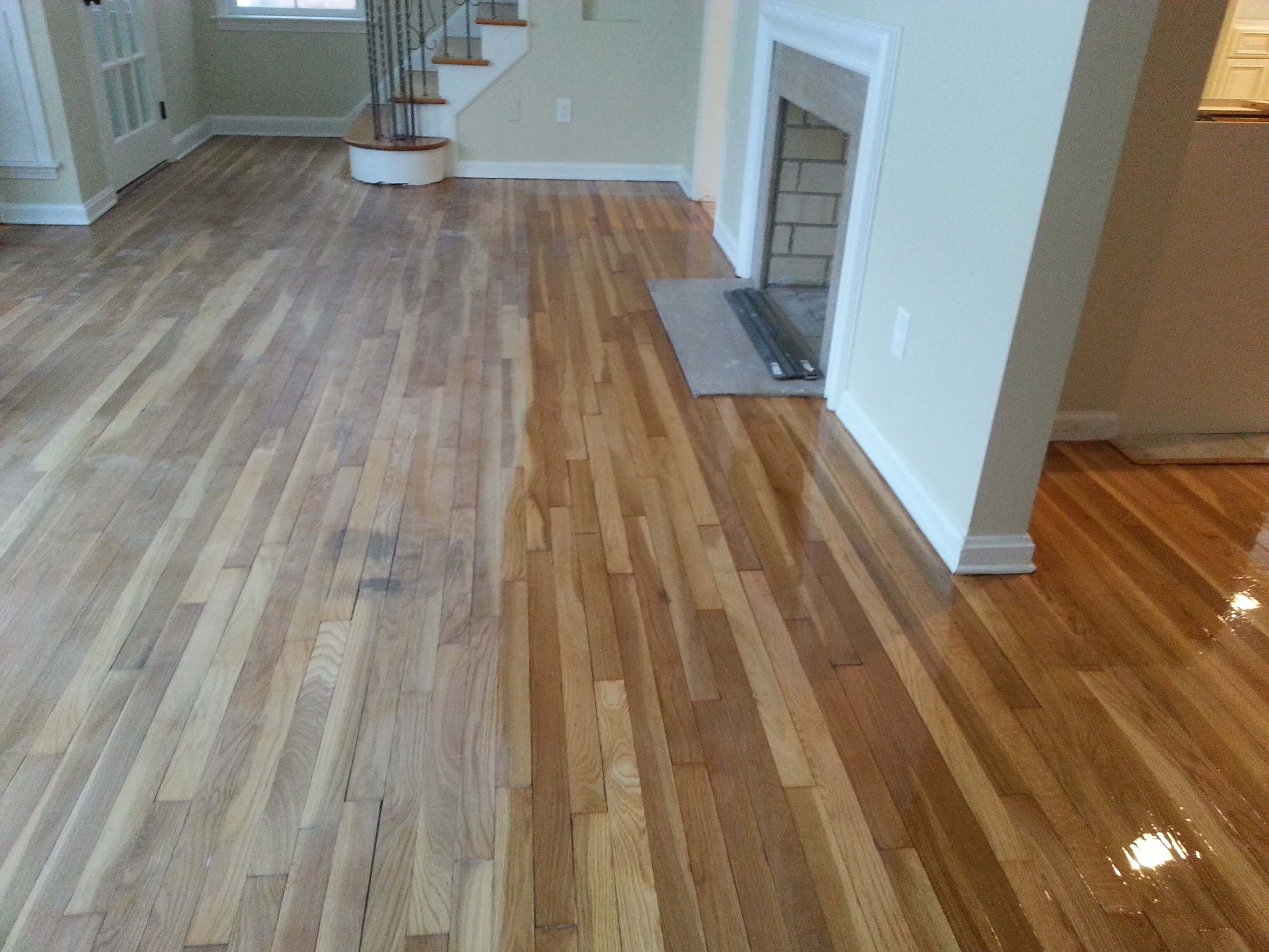 floor staining in baltimore, md