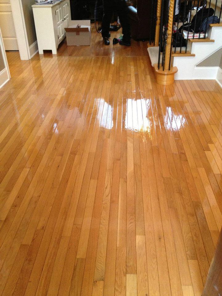 hardwood floor resurfacing in pikesville, md